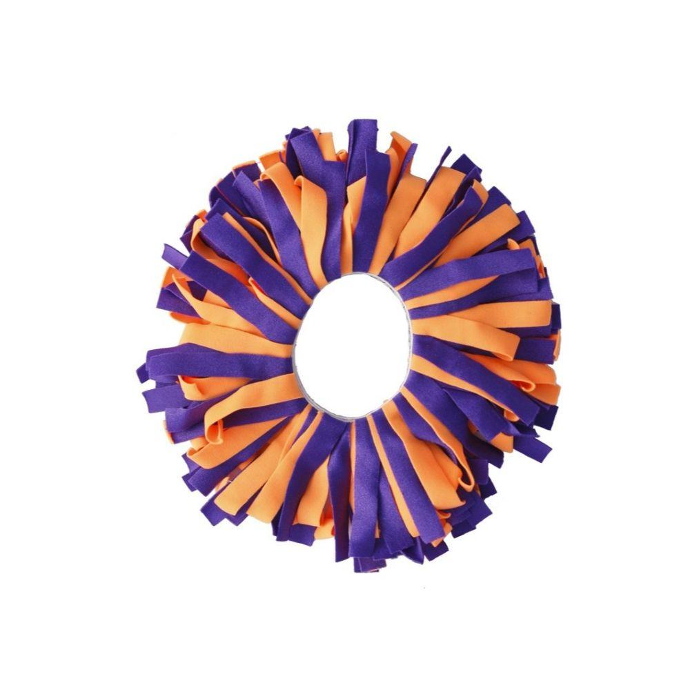 Purple And Orange Classic Pomchie