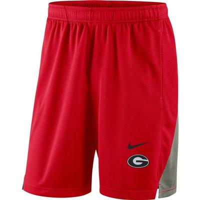 Georgia Nike Franchise Shorts