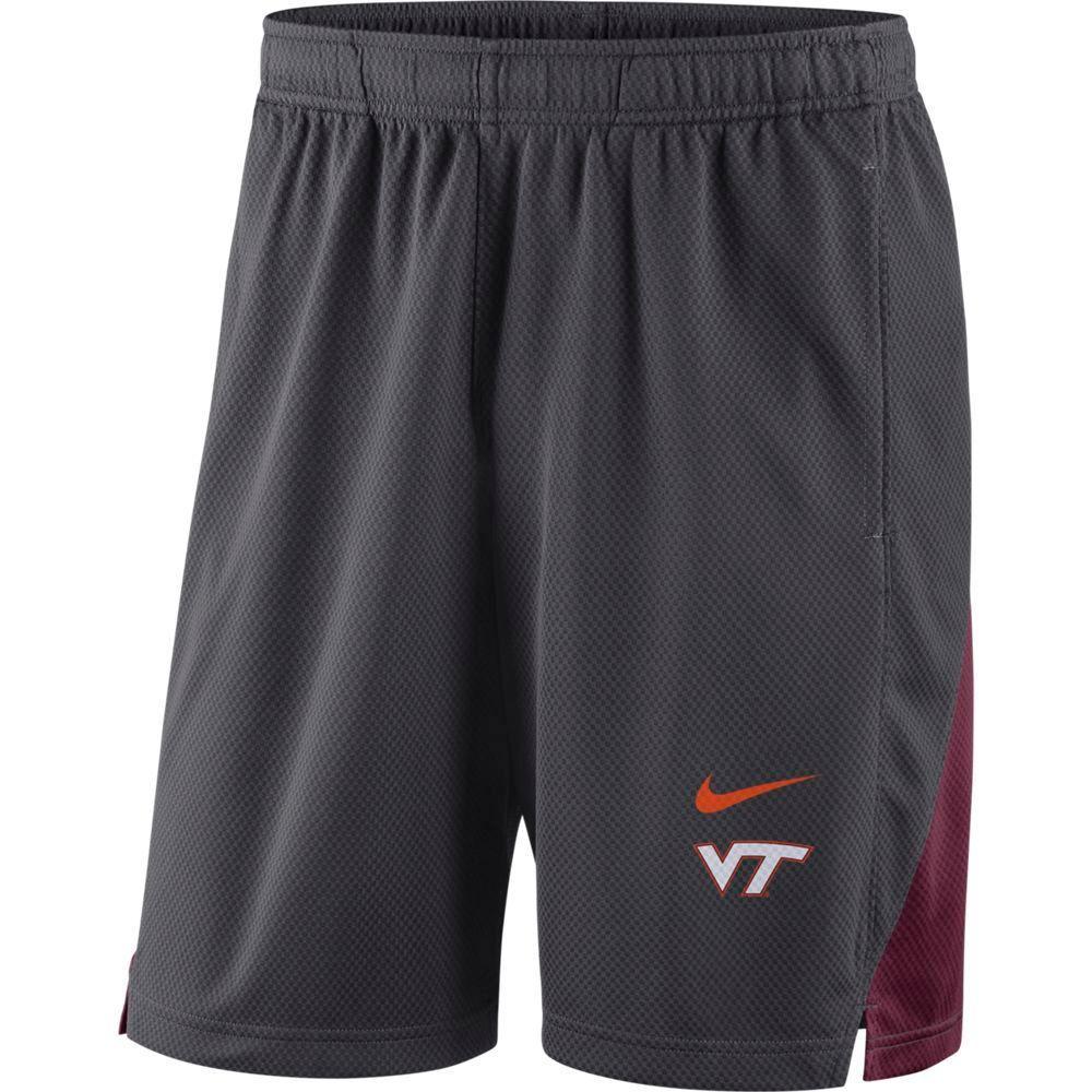 Virginia Tech Nike Franchise Shorts