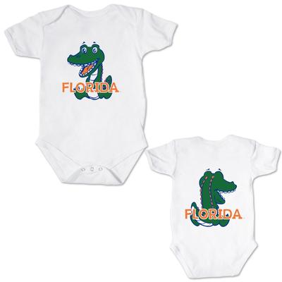 Florida College Kids Infant Mascot Onsie