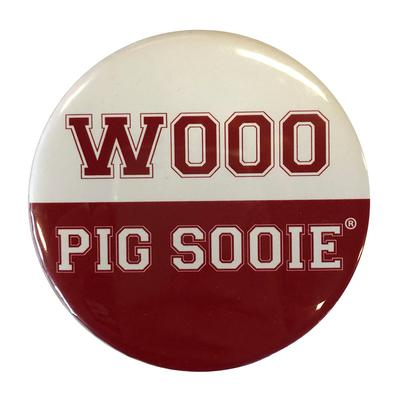 Arkansas Woo Pig Sooie Button