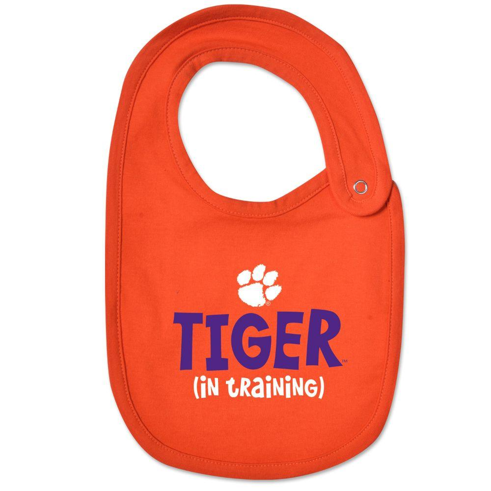 Clemson Tiger In Training Bib