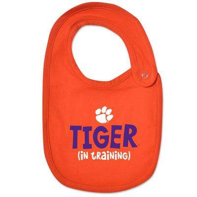 Clemson Tiger in Training Bib