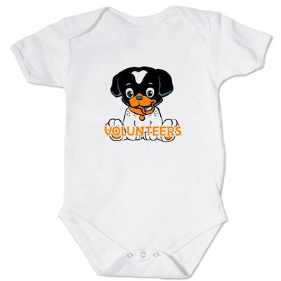 Tennessee Front/Back Mascot Onesie