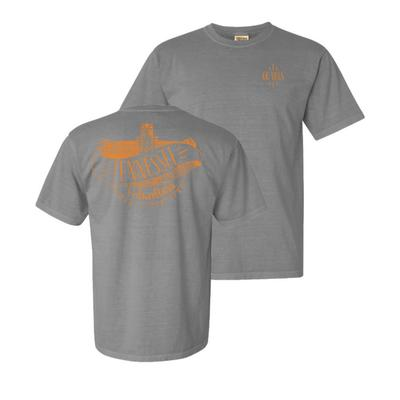 Tennessee Comfort Colors Ayres Hall Landmark T-Shirt