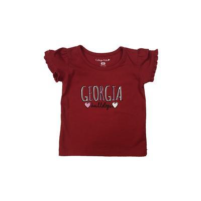 Georgia Infant Girl Ruffle Sleeve T Shirt