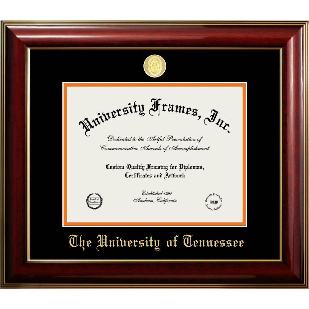 Tennessee Classic Diploma Frame