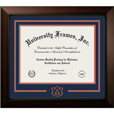 Auburn Legacy Logo Diploma Frame