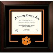 Clemson Legacy Logo Diploma Frame