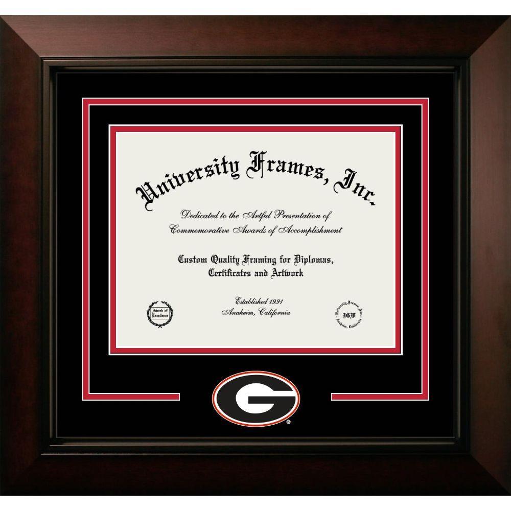 Georgia Legacy Logo Diploma Frame