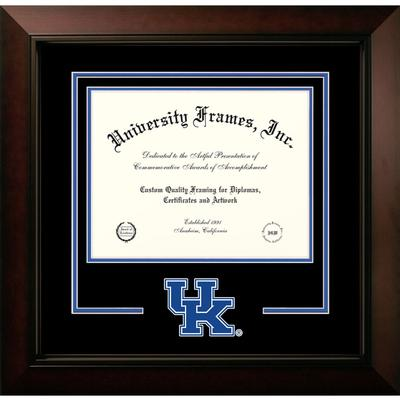 Kentucky Legacy Logo Diploma Frame