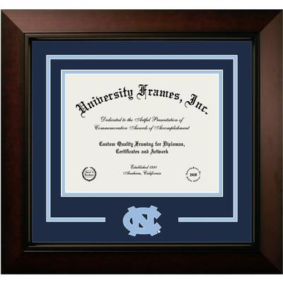 UNC Legacy Logo Diploma Frame
