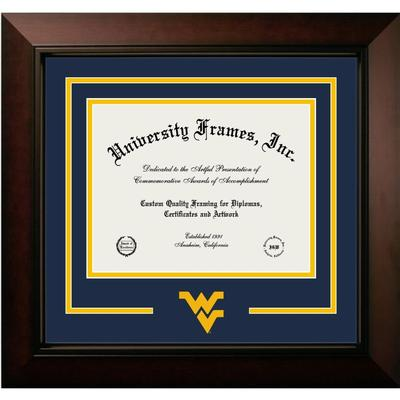 West Virginia Legacy Logo Diploma Frame