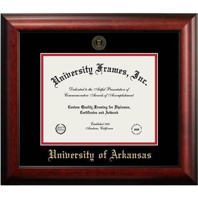Arkansas Mahogany Diploma Frame