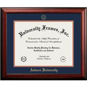 Auburn Mahogany Diploma Frame