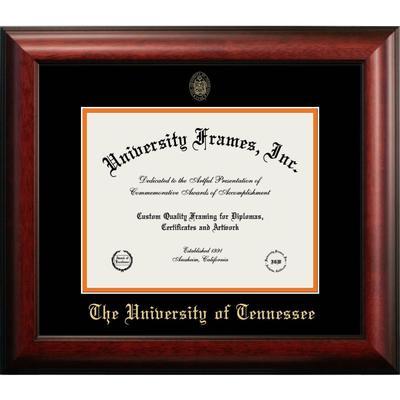 Tennessee Mahogany Diploma Frame