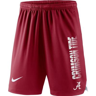 Alabama Nike Breathe Knit Player Shorts