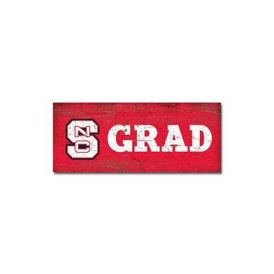 NC State Legacy Mini NCST Grad Table Stick