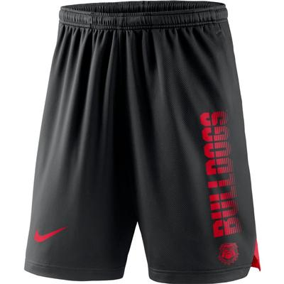 Georgia Nike Breathe Knit Player Shorts