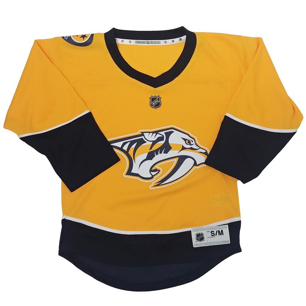 Nashville Predators Youth Replica Hockey Jersey