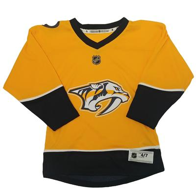Nashville Predators Kids Replica Hockey Jersey