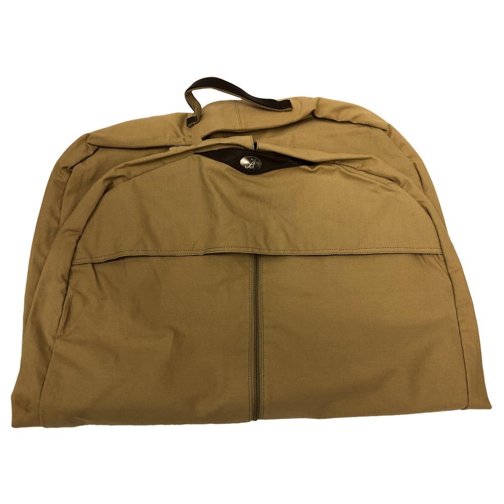 Alabama Waxed Canvas Garment Bag
