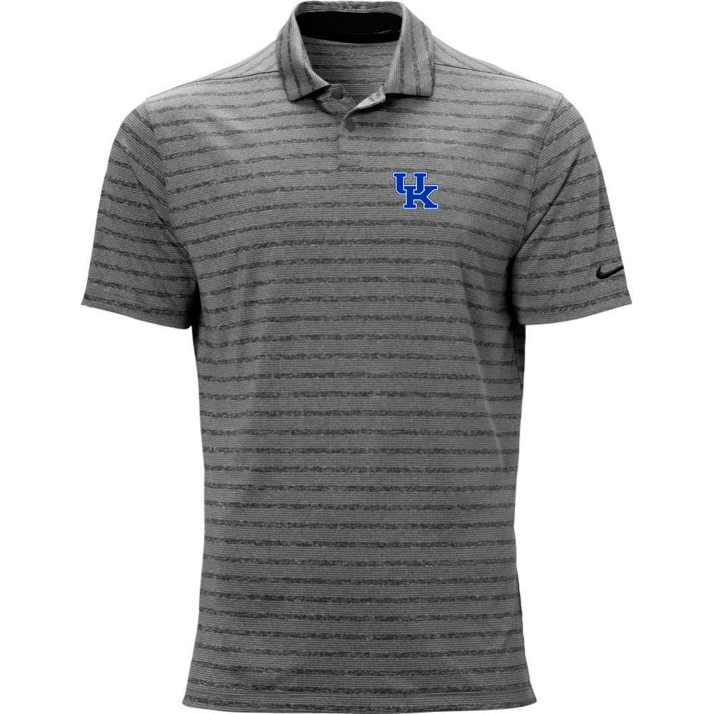 Kentucky Nike Golf Uk Vapor Stripe Polo