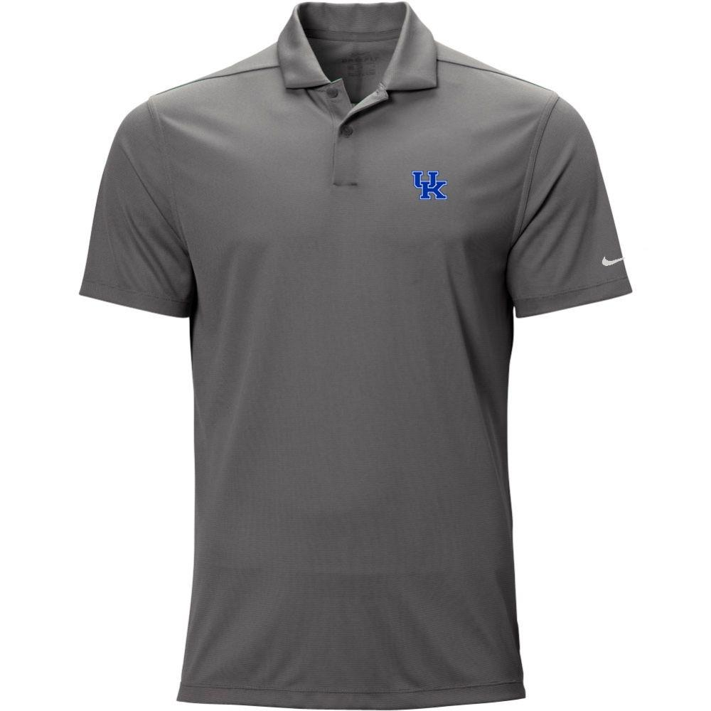 Kentucky Nike Golf Uk Logo Texture Victory Polo