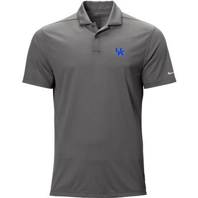 Kentucky Nike Golf UK Logo Texture Victory Polo BLACK