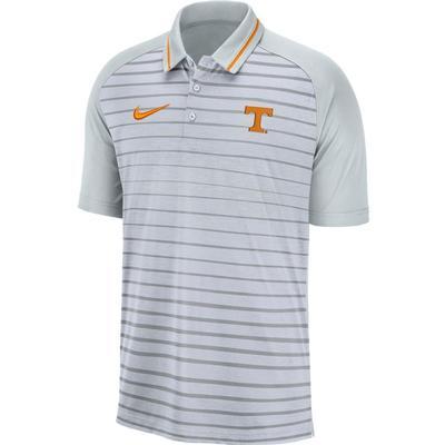 Tennessee Nike Dri-FIT Striped Polo