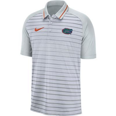Florida Nike Dri-FIT Striped Polo