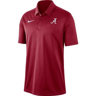 Alabama Nike Dry Franchise Polo TEAM_CRIMSON