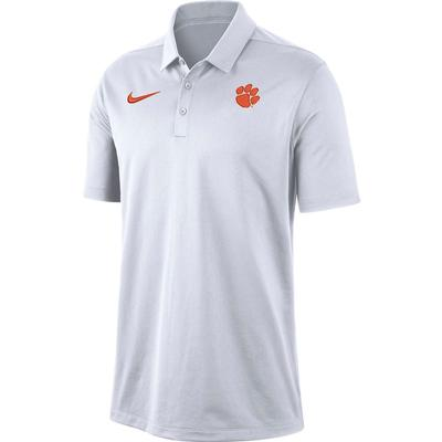 Clemson Nike Dry Franchise Polo