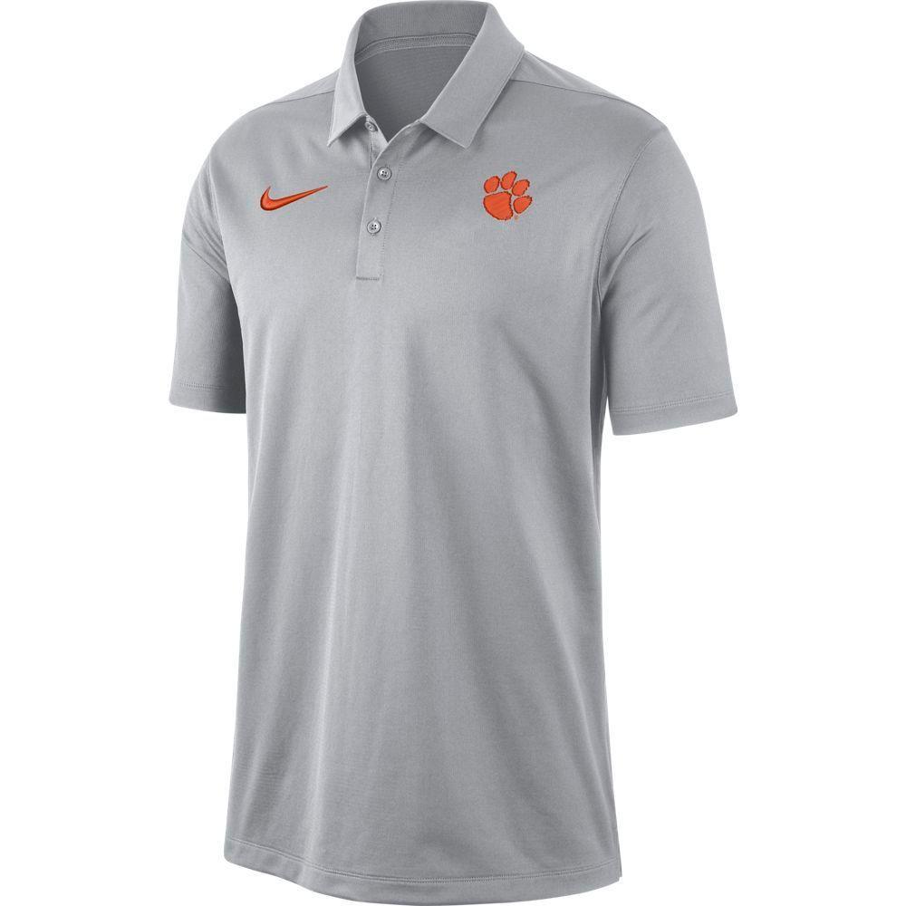 Clemson Nike Dry Franchise Polo