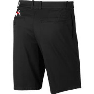 Georgia Nike Golf Logo Flex Core Shorts