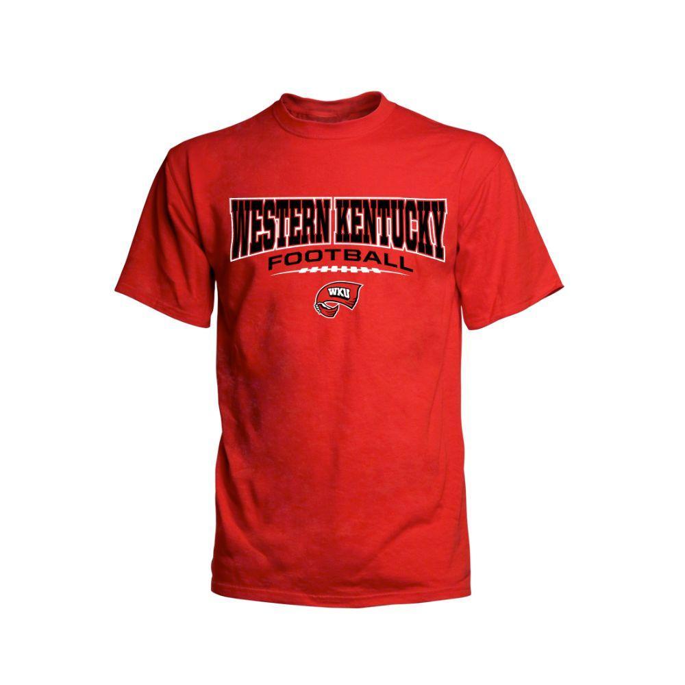 WKU | Western Kentucky Football Bold T-Shirt | Alumni Hall