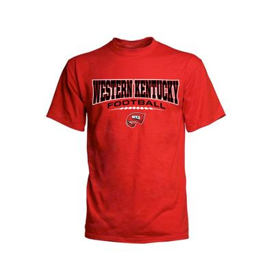 Western Kentucky Football Bold T-Shirt