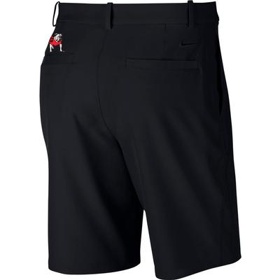 Georgia Nike Golf Standing Bulldog Flex Hybrid Shorts