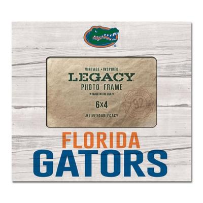 Florida Gators Legacy Stack Picture Frame