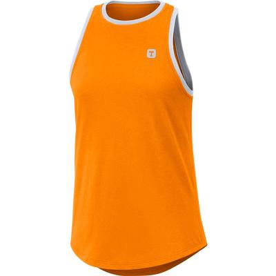 Tennessee Nike Women's Dri-FIT High Neck Tank Top