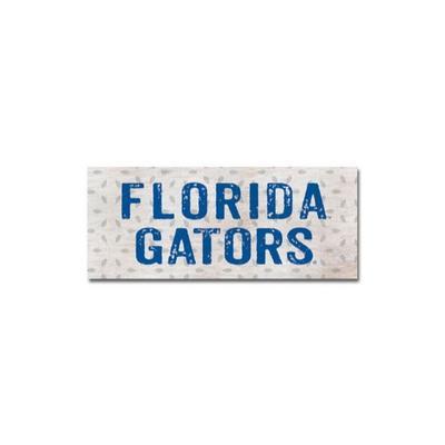 Florida Gators Legacy Mini Table Top Sign
