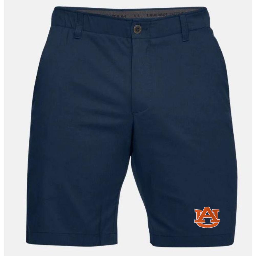 Auburn Under Armour Logo Show Down Golf Short