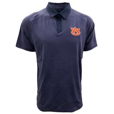 Auburn Under Armour Logo Sprocket Polo
