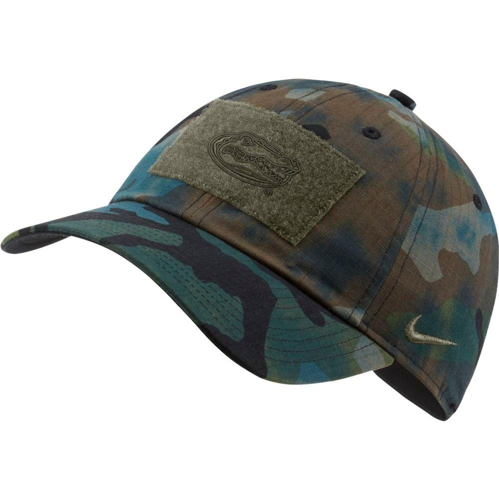 Florida Nike Heritage 86 Camo Hat