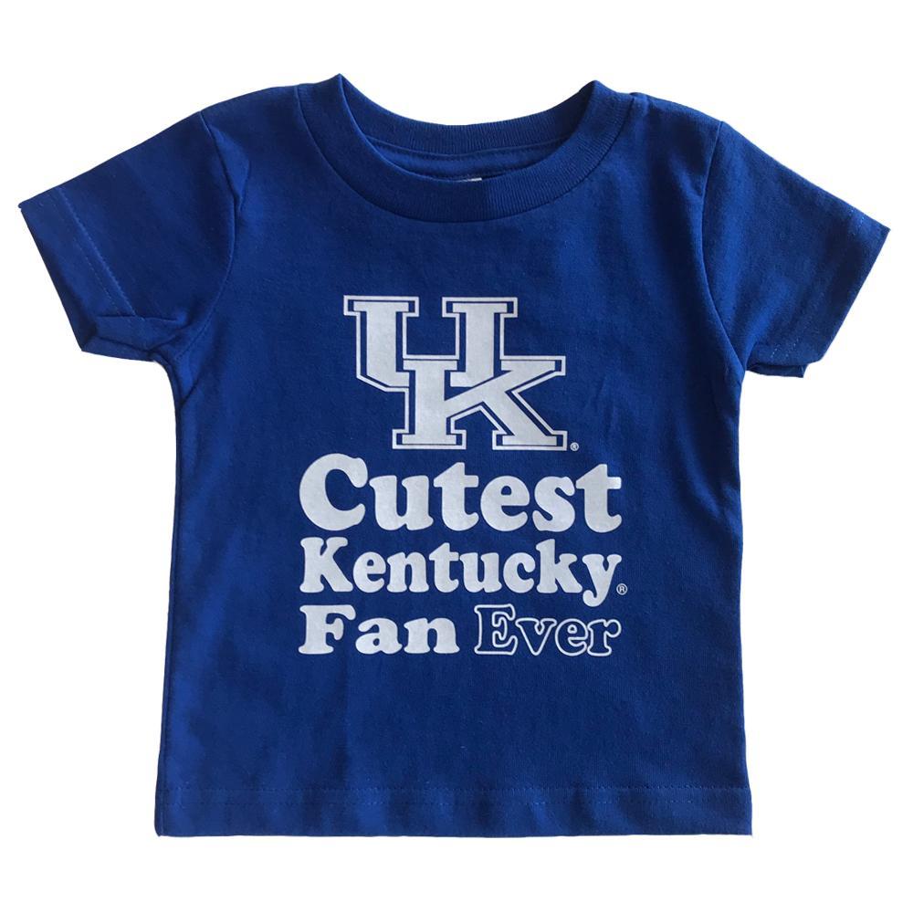 Cutest Kentucky Fan Ever Infant Tee