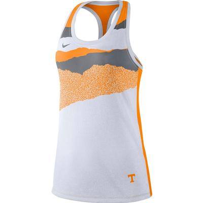 Tennessee Nike Women's Dri-Blend Racerback Tank Top