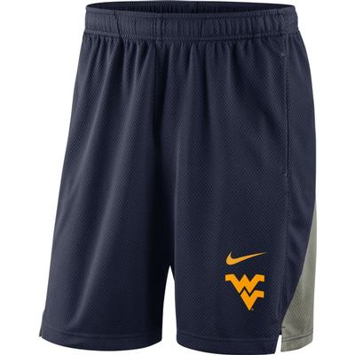 West Virginia Nike Franchise Shorts