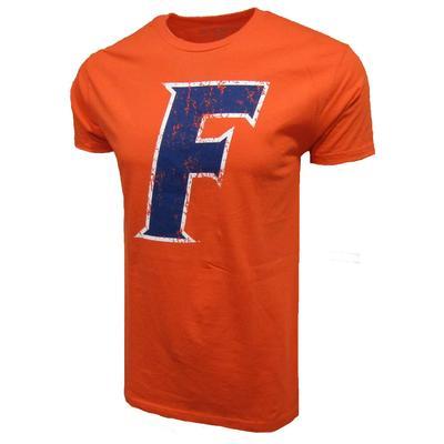 Florida Giant F Logo Tee ORANGE