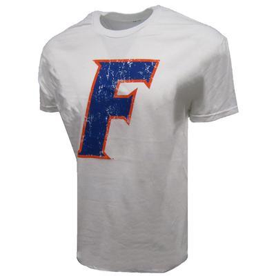 Florida Giant F Logo Tee WHITE
