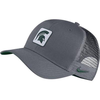 Michigan State Nike Adjustable C99 Trucker Hat